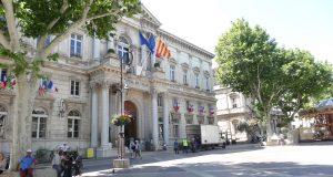 Hotel de ville de orange, que visiter ?