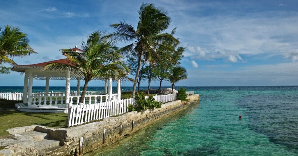Gazebo bahamas
