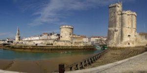 Trois tours_La_Rochelle