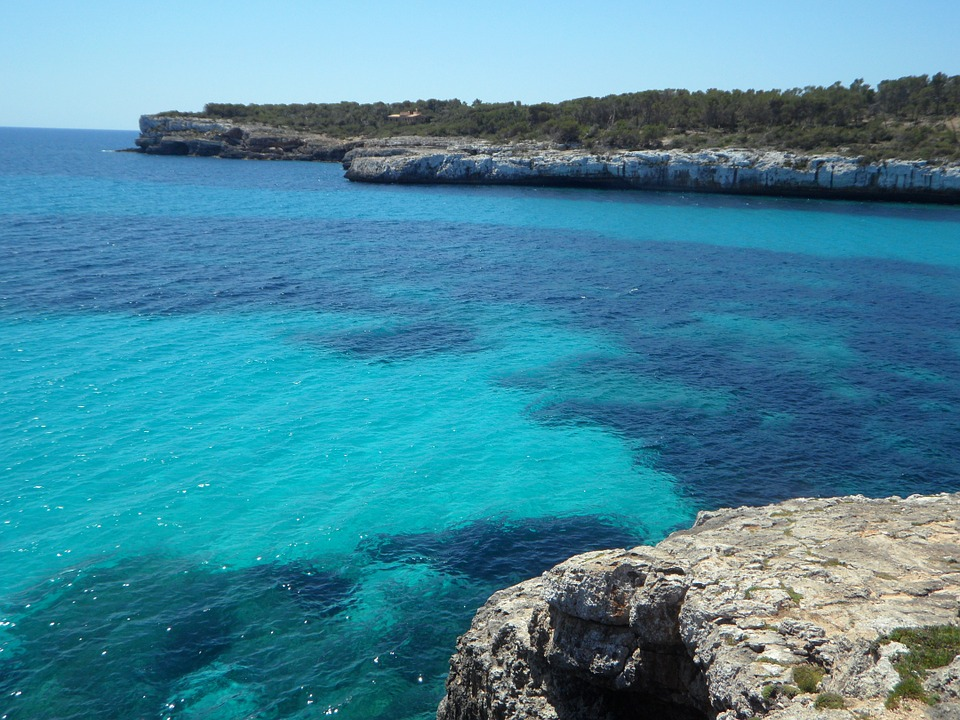 Mer méditerranée , visiter Juan les Pins