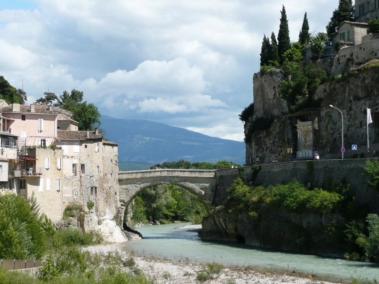 Que visiter à Vaison-la-Romaine