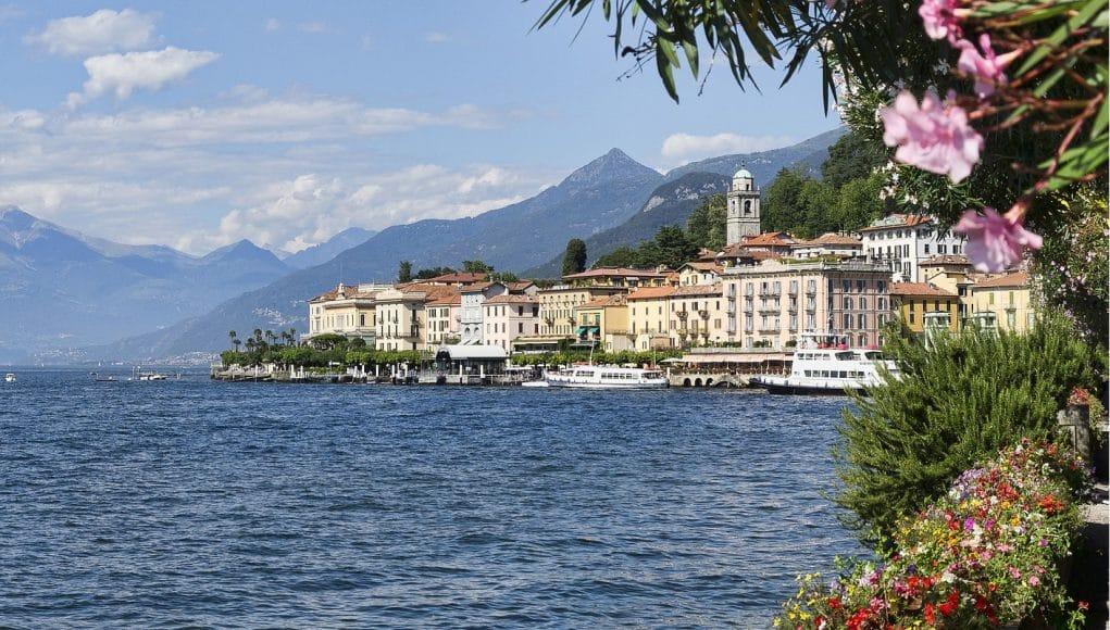 lac de come en italie