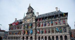 Se rendre à Anvers