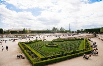 Paris la ville romantique