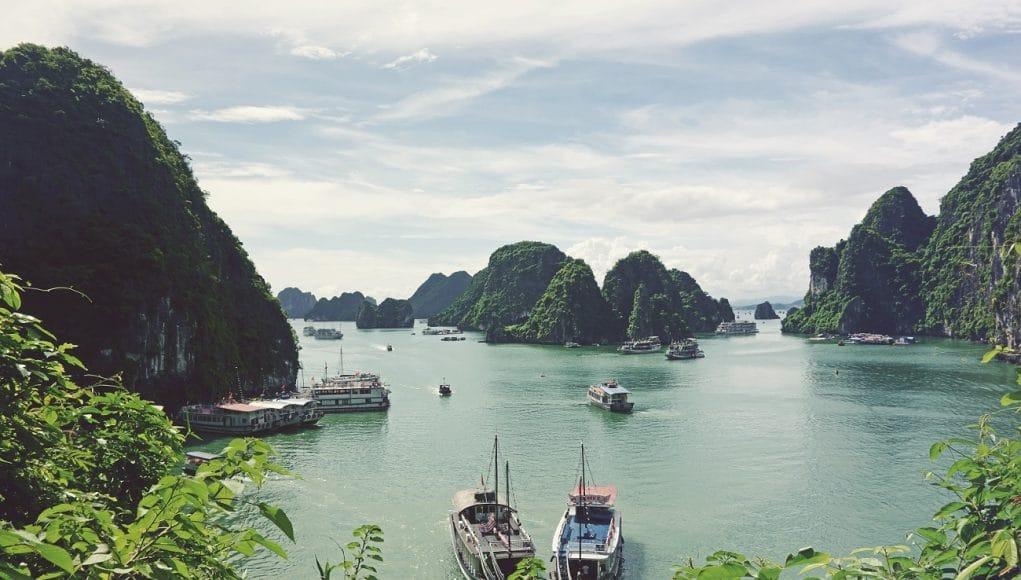 Que visiter lors d'un voyage au vietnam ?