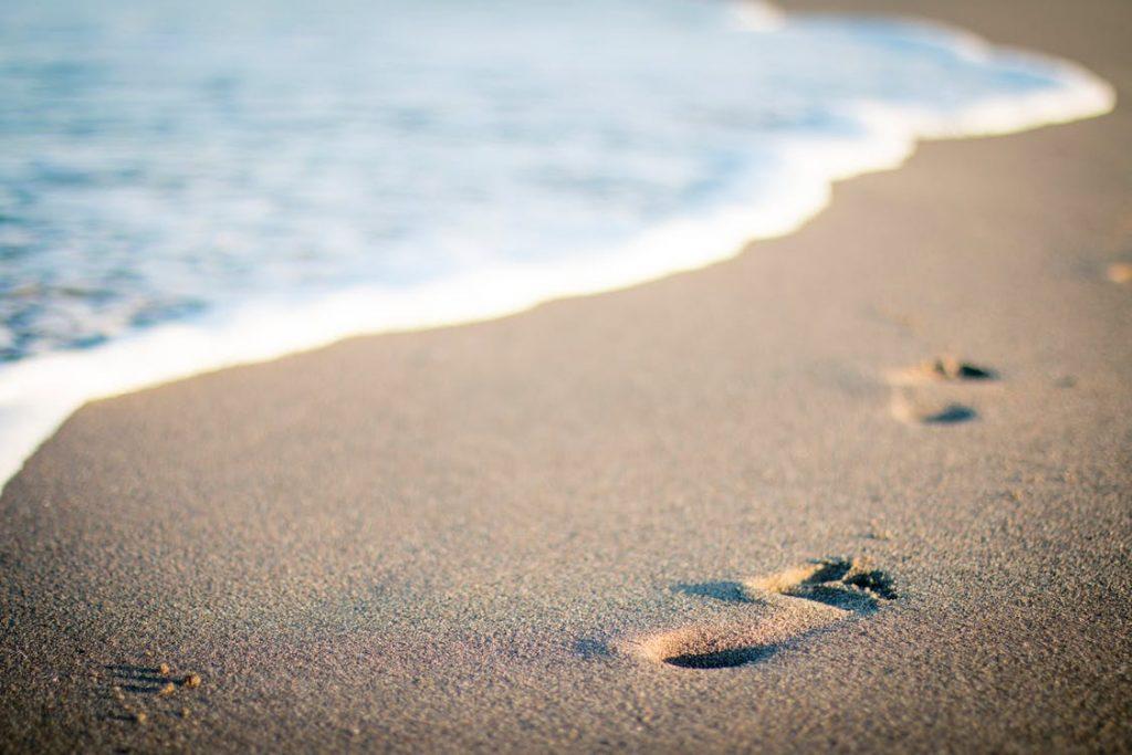 Voyager avec une plage privée
