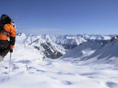 skieur freeride
