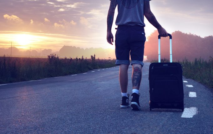 choisir sa valise à roulette